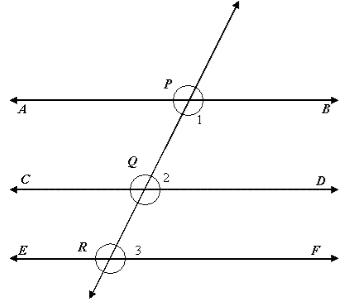 Lines Parallel to the Same Line