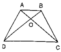 ABCD is a trapezium