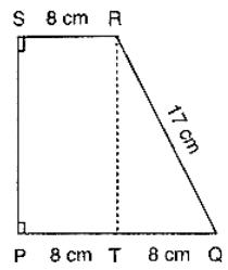 Trapezium PQRS
