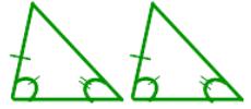 AAS Congruence rule