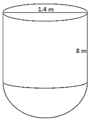 A storage tank