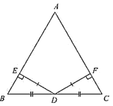 ABC is a triangle and D is the mid-point of BC