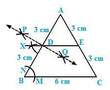 Constructions Exercise 17.2 Question: 7