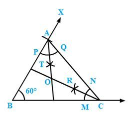 Constructions Exercise 17.3 Question: 7