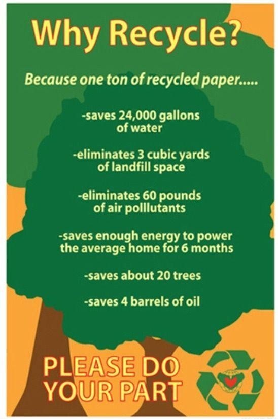 Recycling of Paper