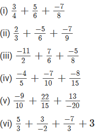 R D  Sharma Solutions Class 8   Math Chapter 1 Rational
