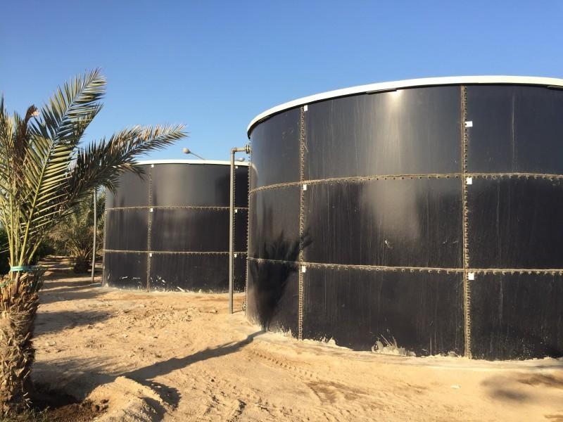 Irrigation Tanks