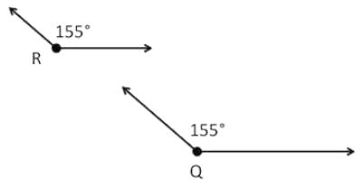 Congruence of Angles