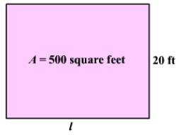 Rectangular field