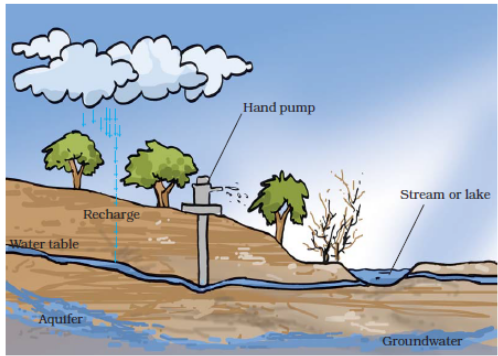 Aquifer and Groundwater