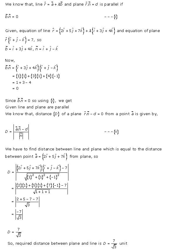 The Plane Exercise 29.11.Q.5