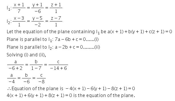 The Plane Exercise 29.14.Q.2