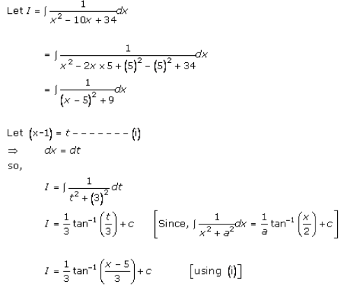 Indefinite Integrals – Exercise 19.15 – Q.2