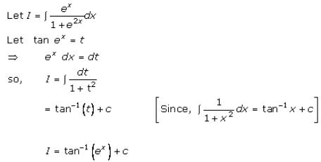 Indefinite Integrals – Exercise 19.16 – Q.2
