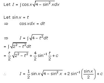 Indefinite Integrals – Exercise 19.28 – Q.5