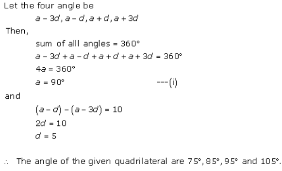 Arithmetic Progressions – Exercise – 19.3 – Q.6