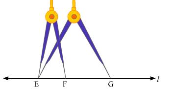 EG is required line segment