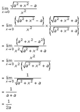 Limits – Exercise – 29.4 – Q.3