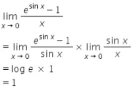 Limits – Exercise – 29.10 – Q.17