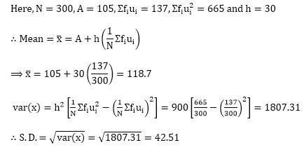 Statistics – Exercise – 32.6 – Q.2