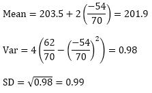 Statistics – Exercise – 32.6 – Q.7