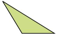 Obtuse-angled Ariangle