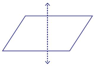 Non-symmetrical Figure