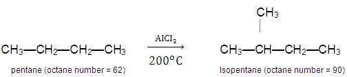 isomerisation-reforming