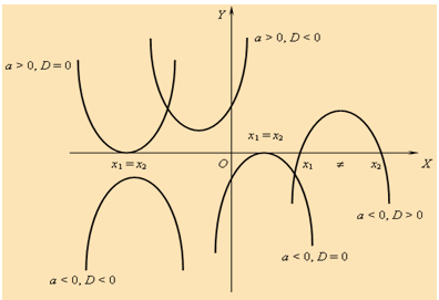 Quadratic Equation and its graph