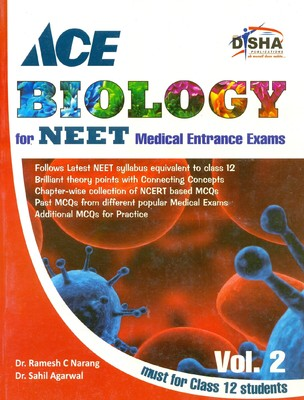 ACE Biology for NEET Medical Entrance Exams For Class - 12 (Volume - 2)