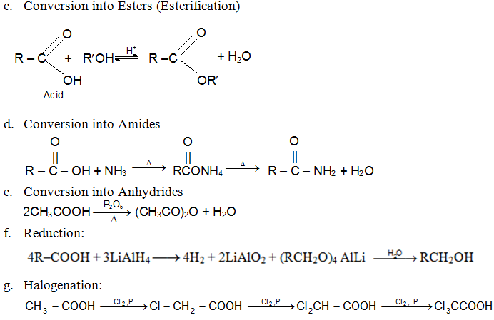 aldehydes ketones and carboxylic acids notes pdf
