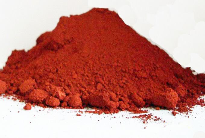 Ferric oxide, Fe2O3