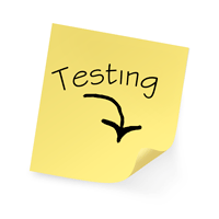 Creating the actual testing environment at home