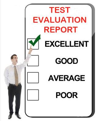 Mock test evaluation