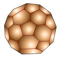 Buckminster fullerene (C60)