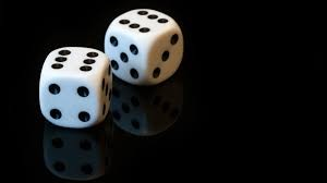 Rolling a dice