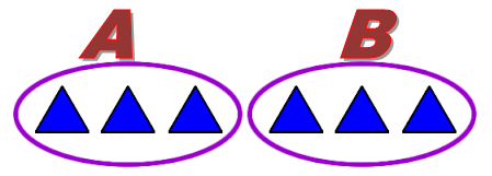 meaning of equal sets in math