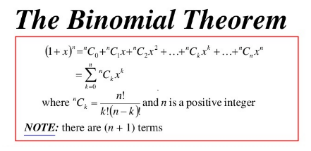 binomial theorem pdf for iit jee
