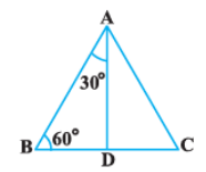 Trigonometric Function for 300 & 600 angle